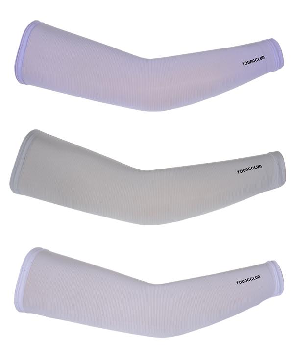 (영화)(쿨토시/아쿠아) UV 자외선 차단 썬블럭 COOL 아쿠아 토시(줄무늬)